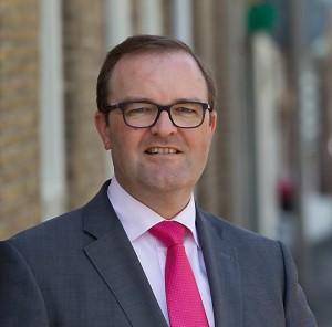 Servaas Stoop, waarnemend burgemeester in Korendijk